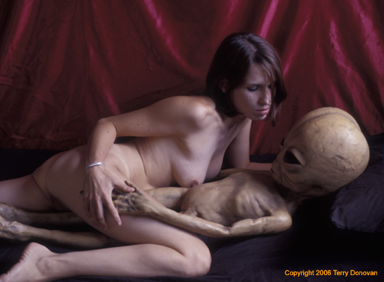 секс фото пришельцы